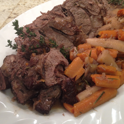 Stove-Top Pot Roast